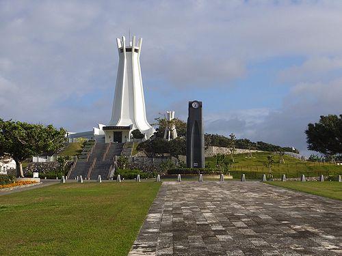 20190219沖縄県糸満市、平和祈念公園 (1)