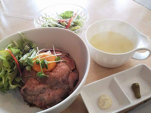 20190724群馬県前橋市、レッドハートキッチン・ローストビーフ丼 (6)