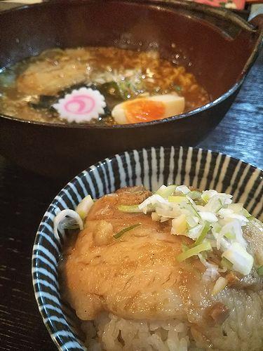 20191113草津温泉のラーメン屋。ひなた屋味噌らーめん