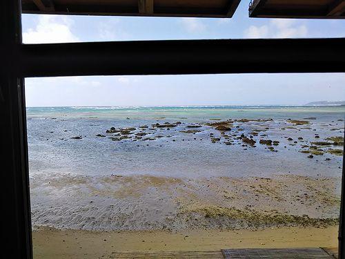 20190218沖縄県南城市、浜辺の茶屋 (5)