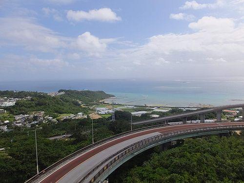 20190219沖縄県南城市、ニライカナイ橋 (1)