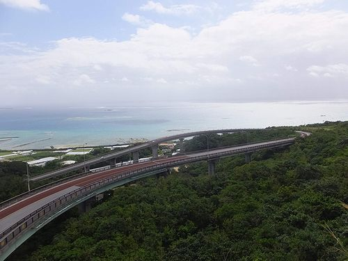 20190219沖縄県南城市、ニライカナイ橋 (4)