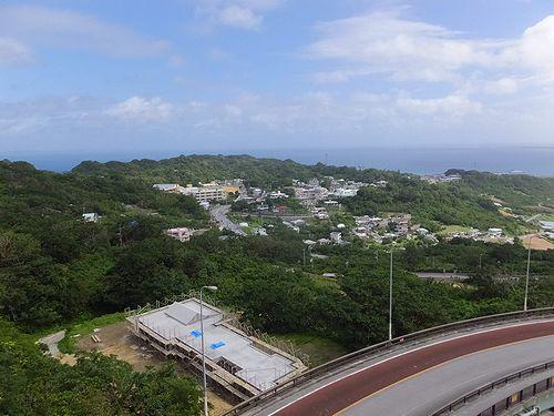 20190219沖縄県南城市、ニライカナイ橋 (5)