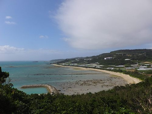 20190219沖縄県南城市、知念岬公園 (1)
