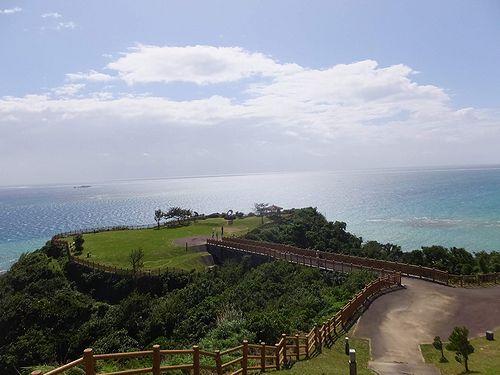 20190219沖縄県南城市、知念岬公園 (2)