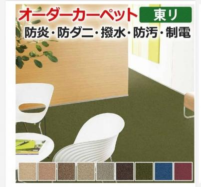 20200106草津温泉民泊花栞(はなしおり)防炎絨毯