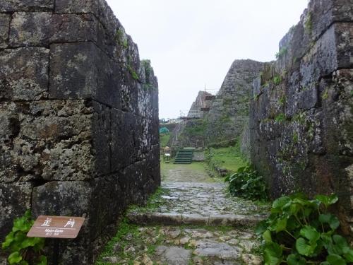 20190219沖縄県中城村、中城城跡 (5)
