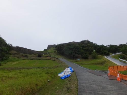 20190219沖縄県うるま市、勝連城跡 (3)