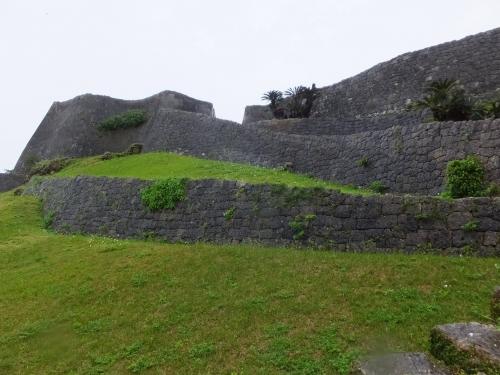 20190219沖縄県うるま市、勝連城跡 (4)