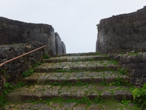 20190219沖縄県うるま市、勝連城跡 (5)