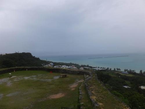 20190219沖縄県うるま市、勝連城跡 (6)