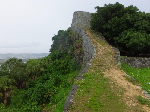 20190219沖縄県うるま市、勝連城跡 (7)
