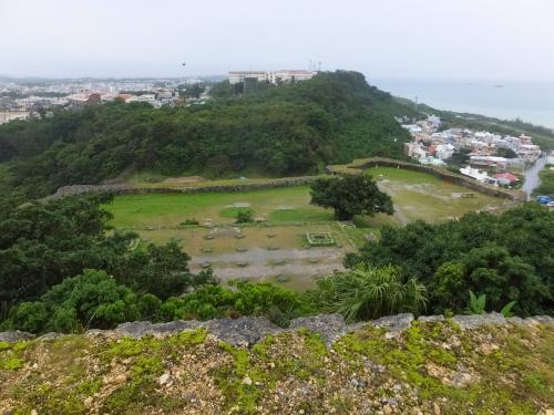 20190219沖縄県うるま市、勝連城跡 (12)