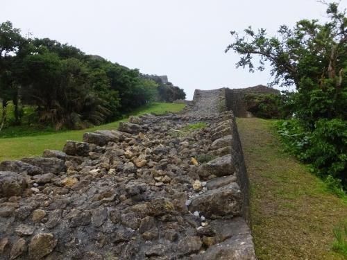 20190219沖縄県うるま市、勝連城跡 (13)