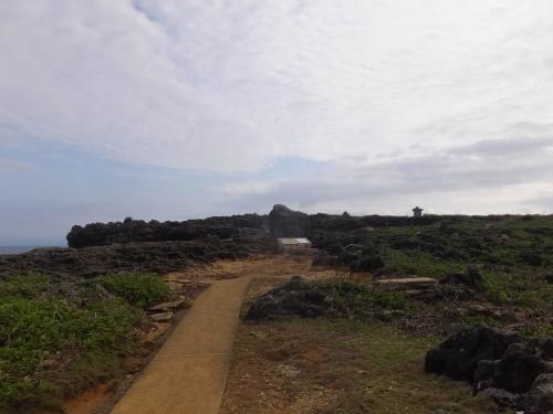 20190220沖縄県読谷村、沖縄海岸国定公園・残波岬灯台 (2)