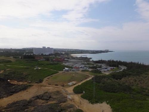 20190220沖縄県読谷村、沖縄海岸国定公園・残波岬灯台 (8)