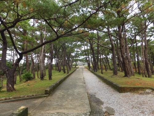 20190220沖縄県読谷村、座喜味城跡 (2)