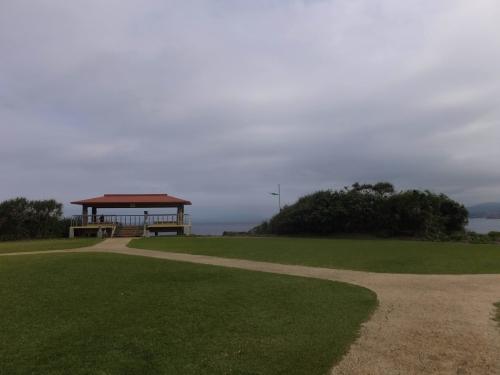 20190220沖縄県恩納村、真栄田岬 (2)