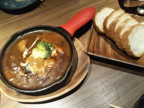 20200324草津温泉のレストラン。YAMAIRO (2)