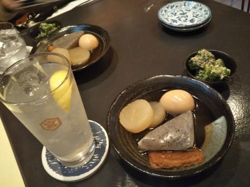 20200324草津温泉の居酒屋、仙楽 (2)
