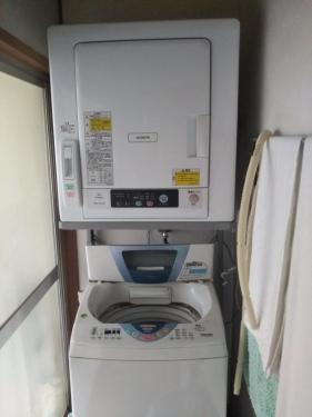 20200412草津温泉民泊花栞(はなしおり)乾燥機