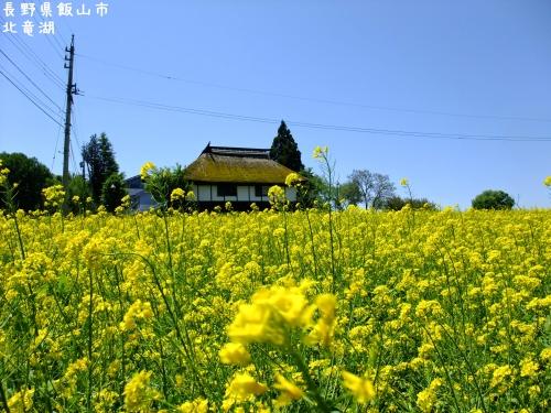20110524長野県飯山市、北竜湖 (1)