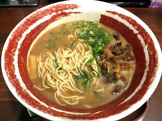 「ラーメン麺王」の徳島ラーメン