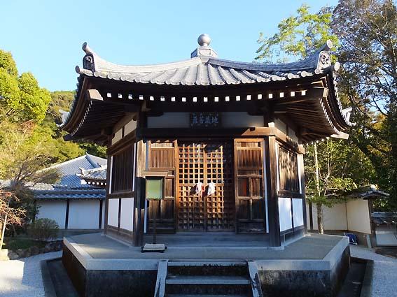 大日寺六角堂