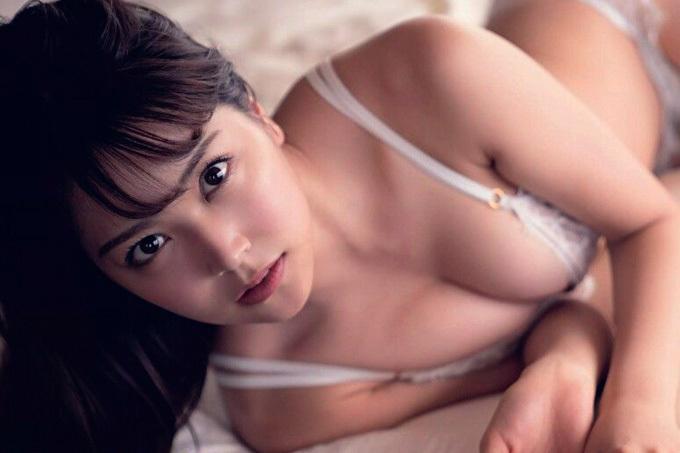 白間美瑠 可愛くてちょっとエッチ…グラビア画像まとめ。