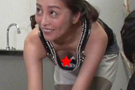 熊切あさ美(39)、「有吉大反省会」で胸チラ乳首放送事故wwwwww
