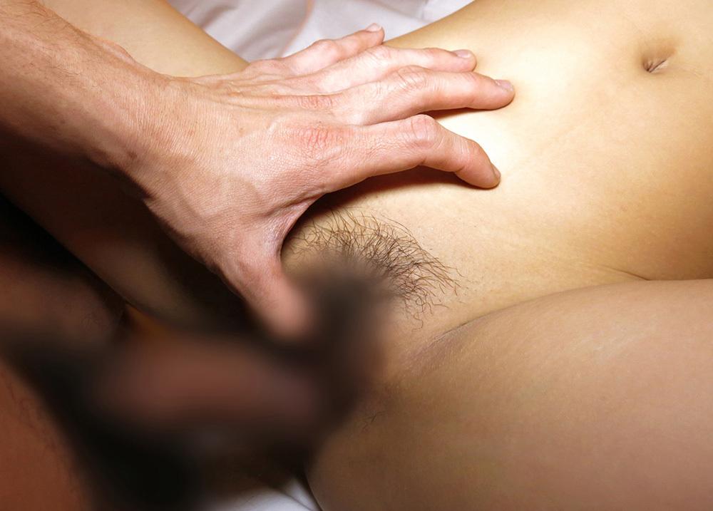 セックス 結合部 画像 21