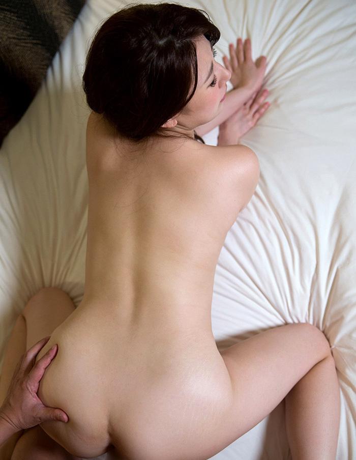 後背位 セックス 画像 97