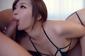 美味しそうに舐めるえっちなお姉さん…フェラチオ画像100枚