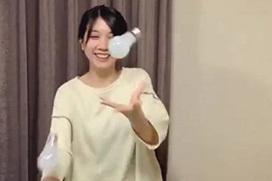 女優・松本穂香、前屈みでおっぱい見えるハプニング!乳首らしきブツ見えてないかw