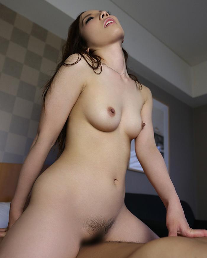 騎乗位 セックス 画像 21