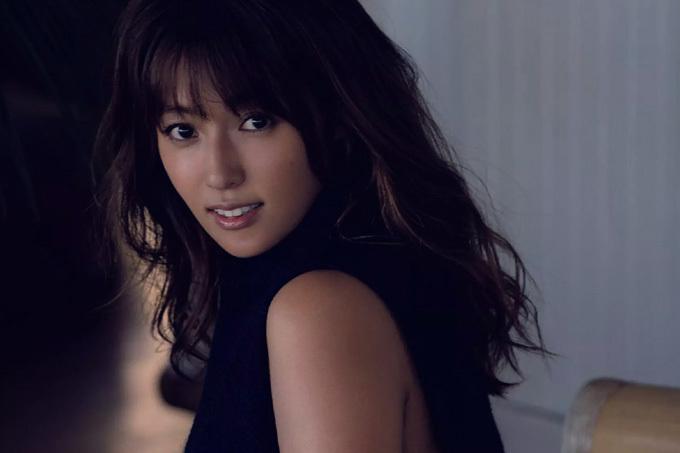 深田恭子 見惚れる美貌。