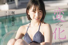 【乃木坂】堀未央奈(21) 細いのに形の良い美乳と美尻。