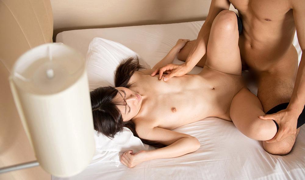正常位 セックス 画像 99
