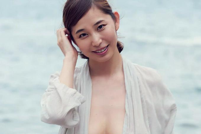 塩地美澄 暑すぎる夏にセクシーすぎる女子アナ。