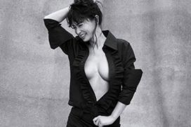 長谷川京子、写真集ヌードおっぱいや濡れ場がエロ過ぎる!乳輪透けさせたり、youtubeで乳見せたりと脱ぎすぎだろw