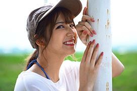本物芸能人・松本鈴香が「七ツ森りり」に改名して8月にS1専属デビュー決定!!