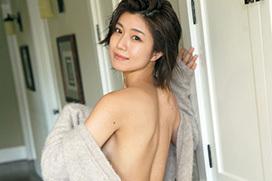 【セミヌード】藤木由貴(25)史上最高のレースクイーンが大胆な全裸グラビアwwwwww
