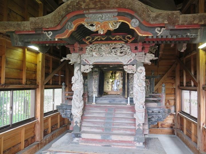 船魂神社本殿