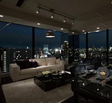 綺麗なマンション