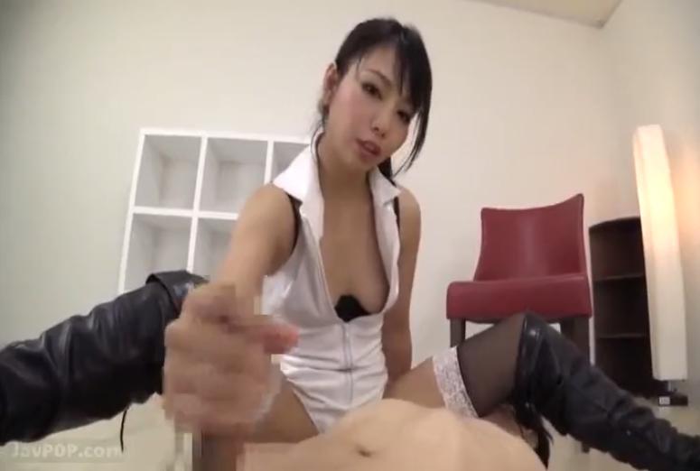神ユキ S女 手コキ M男 FANZA