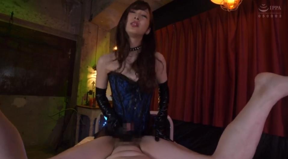 阿部栞菜 女王様 ぺ二バン 手コキ M男 FANZA 栞菜女王様の調教部屋
