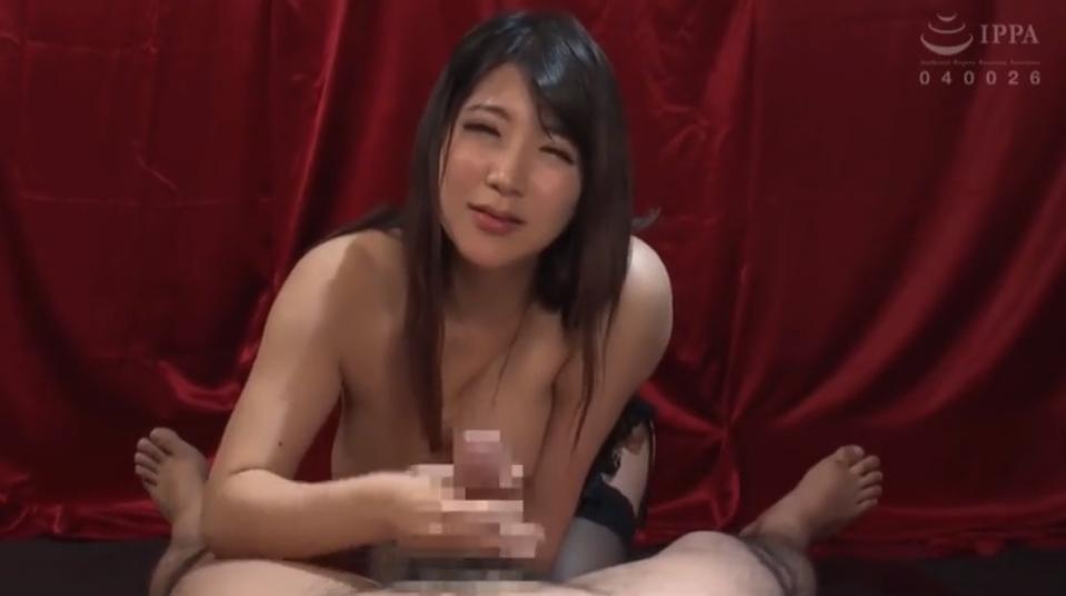 優月まりな 爆乳 痴女 淫語 パイズリ 手コキ FANZA