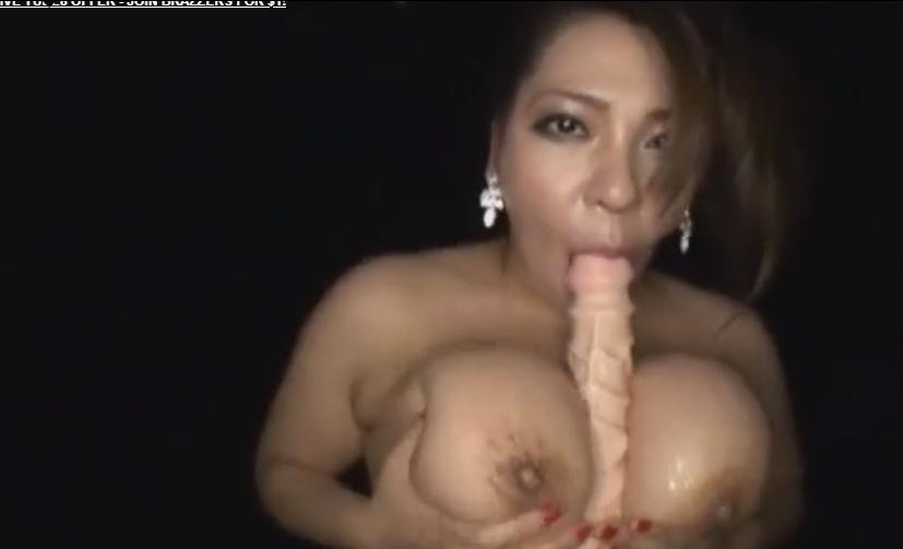 杏美月 痴女 爆乳 オナサポ パイズリ 淫語 FANZA