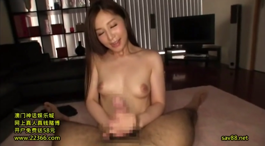 佐々木あき 主観手コキ M男 FANZA