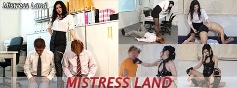 兎女鬼女王様 MLDO-166 女社長のマゾ社員徹底教育 ミストレスランド